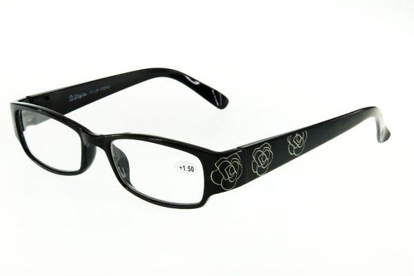 """очки готовые """"Airstyle"""" LR-P 2843 (пластик) черный"""