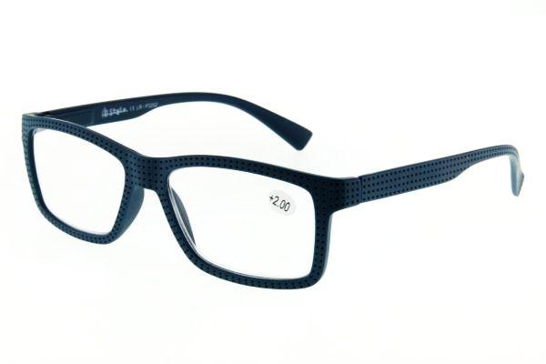 """очки готовые """"Airstyle"""" LR-P 3262 (пластик) синий"""