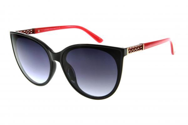 LWT5006 очки с/з с4 (черно/красный)