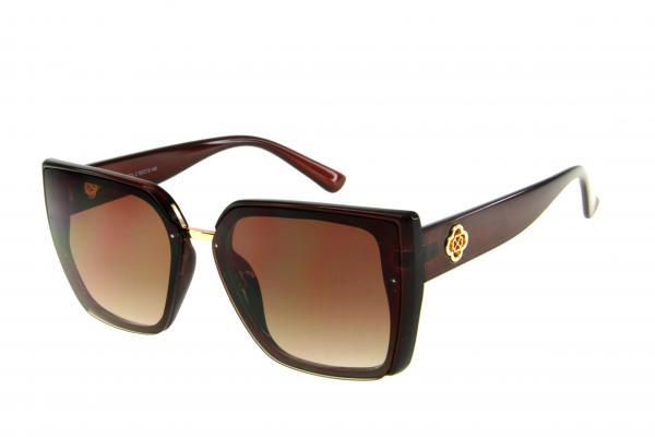 LWT6004 очки с/з с2 (коричневый)