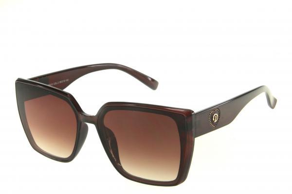 LWT6010 очки с/з с2 (коричневый)