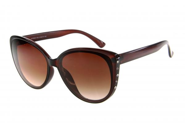 LWT6025 очки с/з с2 (коричневый)
