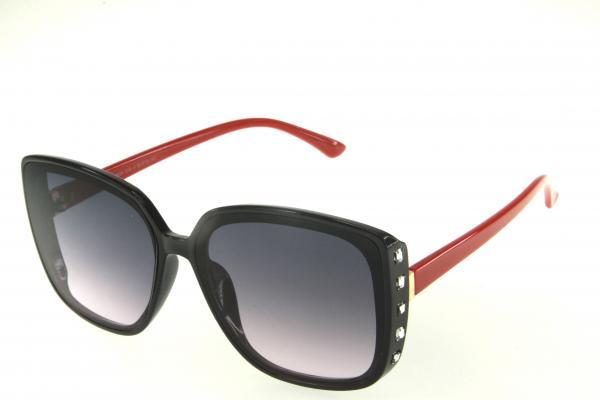 LWT6034 очки с/з с5 (черно/красный)