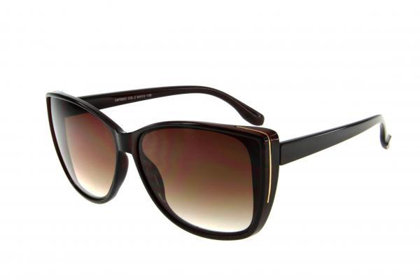 LWT6823 очки с/з с2 (коричневый)