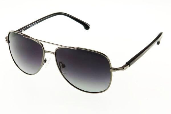 M6007 очки с/з с.3 черный