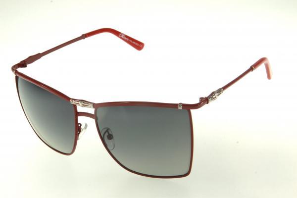 ME2837 очки с/з с 3 (красный)