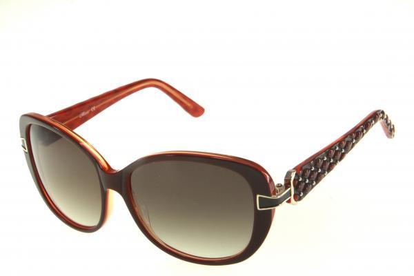 ME3091 очки с/з с 03 (красный)