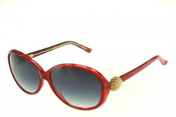 ME3098 очки с/з с 4 (красный)