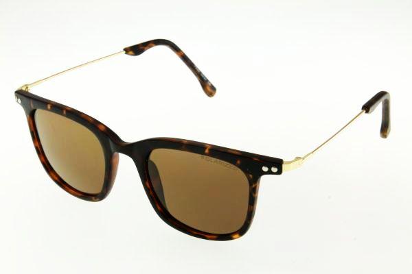 P6010 очки с/з с.3 коричневый