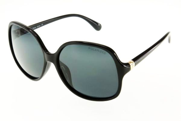 P6046 очки с/з с.3 черный