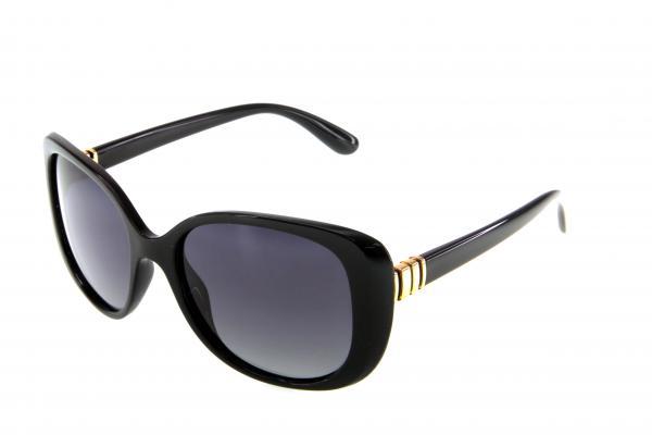 "PL355 очки с/з ""Polarized"" с01 черный"