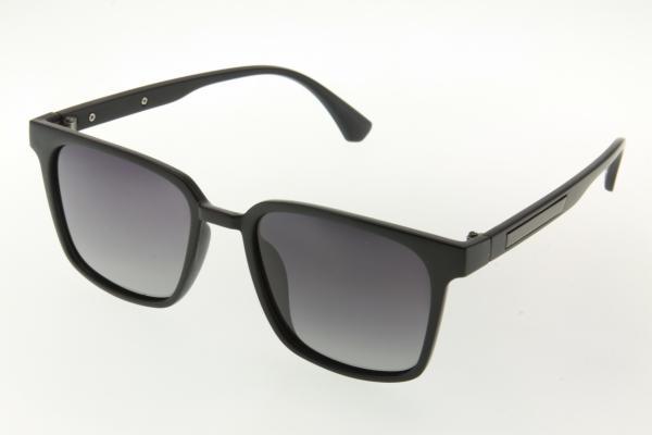 "PL382 очки с/з ""Polarized"" c02 черный"