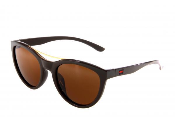 "PL413 очки с/з ""Polarized"" с3 коричневый"