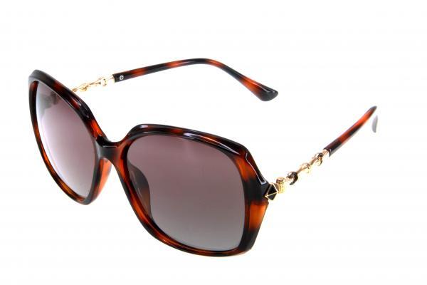 "PL430 очки с/з ""Polarized"" c02 коричневый"