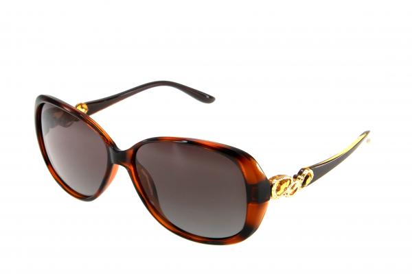 "PL431 очки с/з ""Polarized"" c02 коричневый"