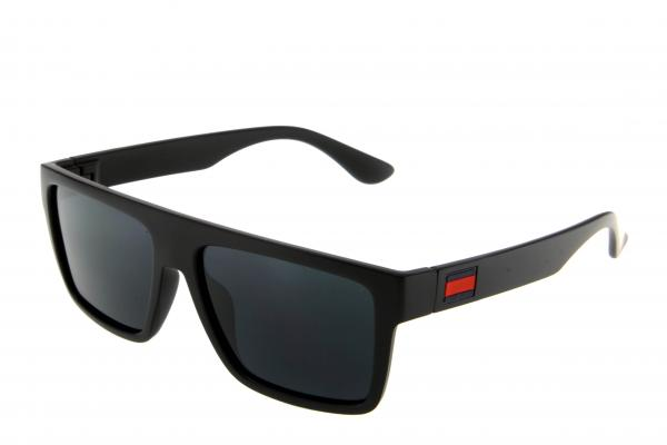 "PL465 очки с/з ""Polarized"" c01 черный"