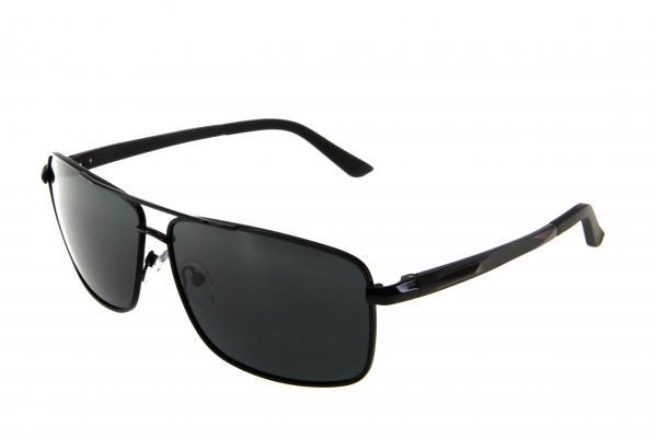 """PT0019 (PT019) очки с/з """"Polarized """" c02 черный"""
