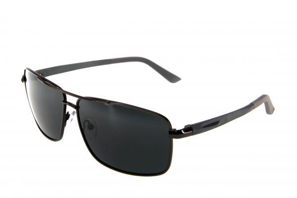 """PT0019 (PT019) очки с/з """"Polarized """" c10 стальной"""