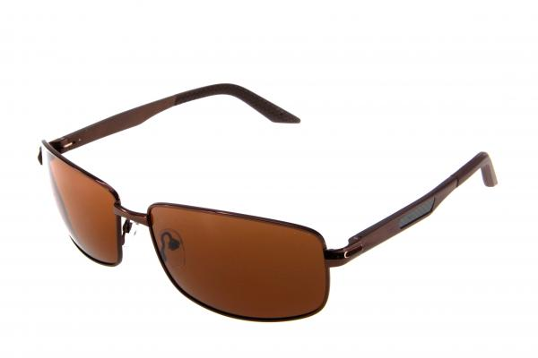 "PT1135 очки с/з ""Polarized "" c15 коричневый"