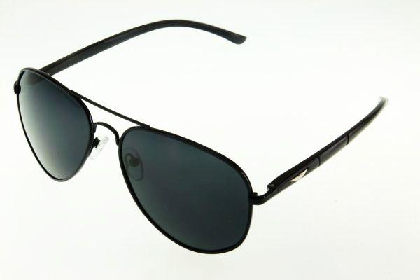 """PZ3004 очки с/з """" Polarized """" черный"""