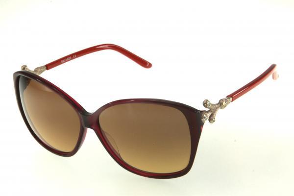 R0432 очки с/з с 3 (бордо)
