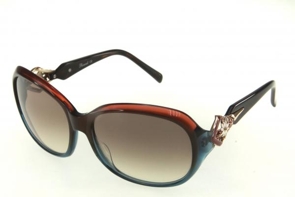 R0510 очки с/з с 3 (коричневый)