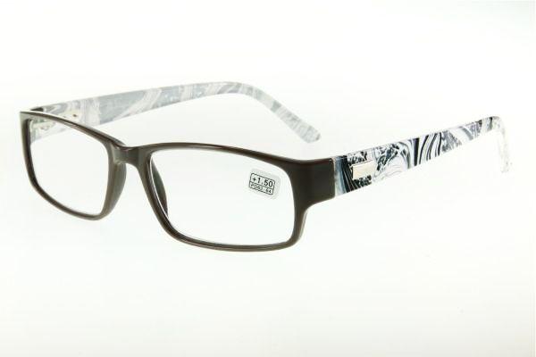 "очки готовые ""Airstyle"" RFC-309 серый (пластик)"