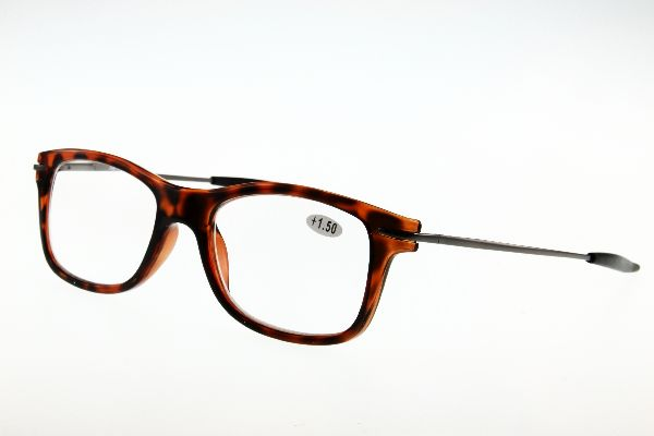 "очки готовые ""Airstyle"" RP- 1265 (пл/ металл) коричневый"