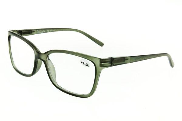 """очки готовые """"Airstyle"""" RP- 1733 (пластик) серый"""