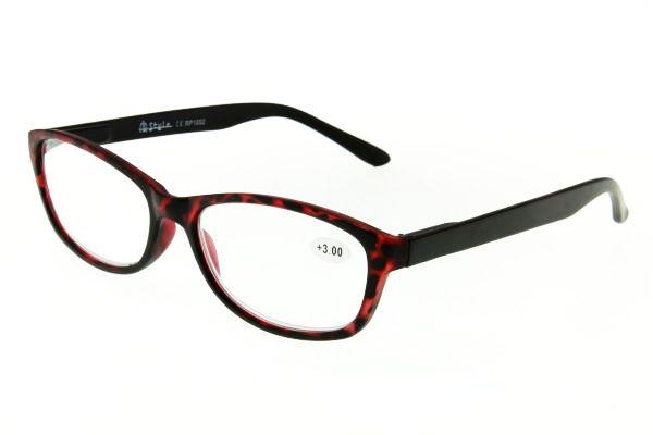 "очки готовые ""Airstyle"" RP- 1892 (пластик) красный"