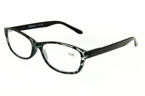 """очки готовые """"Airstyle"""" RP- 1892 (пластик) серый"""