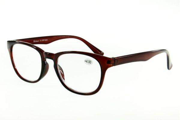 """очки готовые """"Airstyle"""" RP 1909 (пластик) коричневый"""
