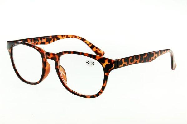 "очки готовые ""Airstyle"" RP 1909 (пластик) светло/коричневый"