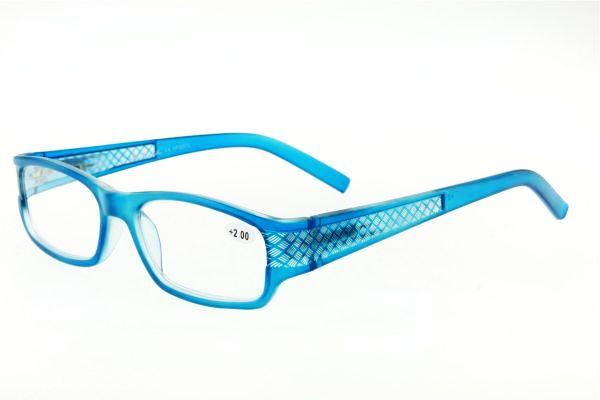 "очки готовые ""Airstyle"" RP- 2075 (пластик) голубой"