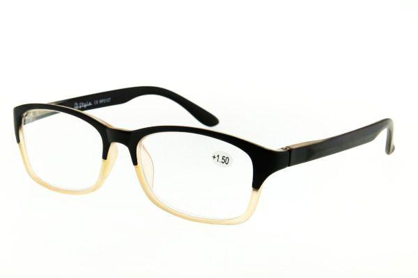 """очки готовые """"Airstyle"""" RP 2107 (пластик) коричневый"""