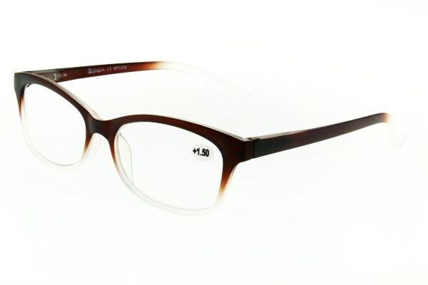 """очки готовые """"Airstyle"""" RP- 2208 (пластик) коричневый"""